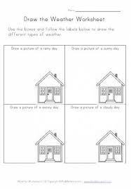 fun weather worksheets for kids projects to try pinterest
