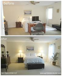 bedroom before and after 22 best staging before and after images on pinterest real estate