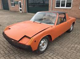 porsche 914 race cars dandy classics 1972 porsche 914 for restoration