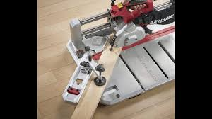 Laminate Flooring Saw Blade Skil 3601 02 Flooring Saw With 36t Contractor Blade Youtube