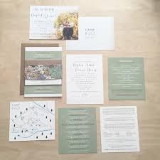 custom wedding invitations great invitation suite wedding summer c wedding invitation