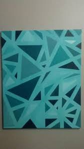 Monochromatic - glomorous monochromatic painting together with insomnia abstract