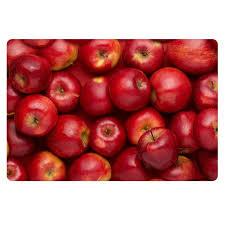 paillasson cuisine bienvenue à maison apple imprimer rectangle salon paillasson