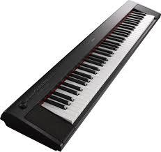 yamaha piaggerro 76 key portable keyboard np32b