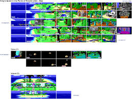 Map Wuest King U0027s Quest Iv The Perils Of Rosella Map For Pc By Lafferlarry