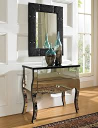 classic dressing room with 2 drawers vanity table less mirrored