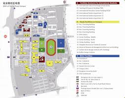 Vt Campus Map Transportation Around Donghua University Cucas Blog
