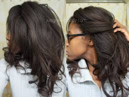 roller set relaxed hair wash day return of the ponytail roller set just grow already
