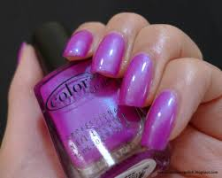 i relish nail polish color club ultra violet 865