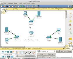 membuat jaringan lan dengan cisco packet tracer membuat simulasi 1 router untuk 3 jaringan menggunakan apikasi cisco
