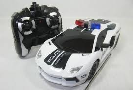 remote control police car with lights and siren rc lamborghini remote control police car with siren lights toys