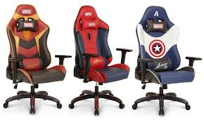 Marvel Collection Ergonomic Office Gaming Chair  Groupon
