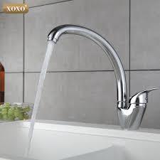 Copper Kitchen Faucet Aliexpress Com Buy Xoxo 360 Degree Rotation Copper Kitchen