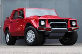 off road lamborghini 1992 lamborghini lm002 for sale 2037538 hemmings motor news