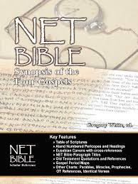 bible synopsis of the four gospels bible org
