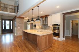 hickory kitchen island kitchen stanton homes