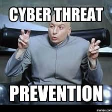It Security Meme - 5 reasons for outsourcing security services