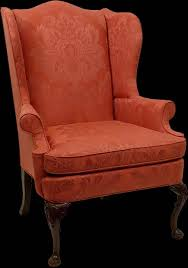 Queen Anne Wingback Chair Leather Queen Anne Chairs Queen Anne Wing Chair