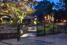 Landscape Lighting Installation - landscape lighting photo gallery bergen county horizon landscape
