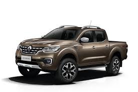 renault alaskan pickup uk launch u0027postponed u0027 parkers