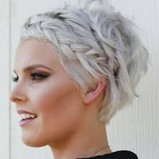 coiffure cheveux courts mariage coiffure mariage tresse cheveux court coiffure de mariage pour