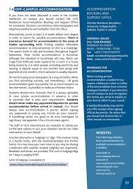 Landlord Reference Letter Ireland Ucd International Student Handbook 2015 2016 By Advantage Point