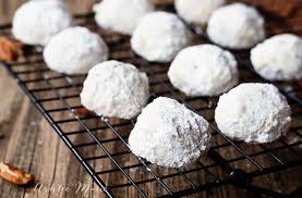 wedding cookies sandies mexican wedding cookies ashlee