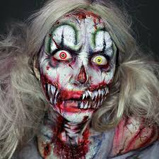 Halloween Clown Costumes Scary 25 Scary Makeup Ideas Horror Makeup Creepy