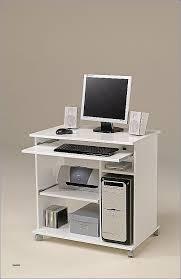 ordinateur portable de bureau bureau sur roulettes pour ordinateur petit meuble pour