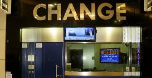 bureau de changes bureau change