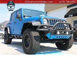 jeep rubicon inside 2016 jeep wrangler unlimited sport lifted customized inside and out