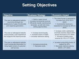 website proposal template four quadrant go to market strategies