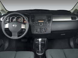 nissan versa sedan review 2008 nissan versa information and photos zombiedrive