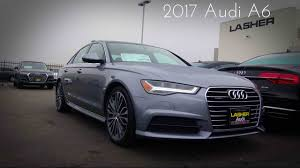 audi a6 review 2017 audi a6 s line 2 0 l turbocharged 4 cylinder review