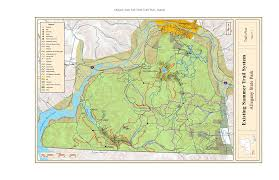 Gulf State Park Map by Allegany State Park Hiking Beyond The Trails Wnytrails