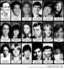 find high school yearbook pictures rockstar s high school yearbook pictures the meta picture