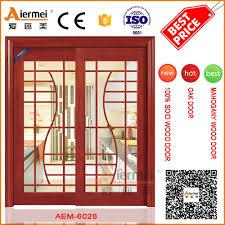 sliding glass door size standard two leaf wooden door two leaf wooden door suppliers and