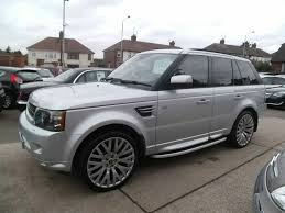 silver range rover 2015 used land rover range rover sport cars for sale motors co uk