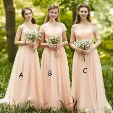 youthful high quality pastels junior bridesmaid dresses off