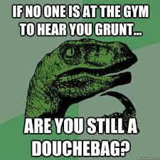 Fitness Sloth Meme - top 10 biggest gym pet peeves jacked on the beanstalk vegan
