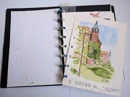 removable page sketch books red harp arts