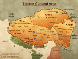 India Maps by Tibet And India Maps And Populations English 4 Me 2
