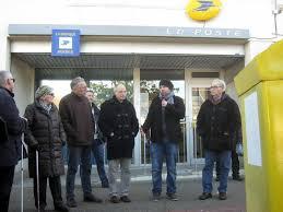 bureau de poste ouvert samedi près de caen les habitants défendent leur bureau de poste à fleury