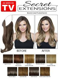 headband hair extensions add 16 of thicker longer and fuller hair that s ready to wear