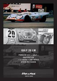 gulf porsche 917 parts after the race