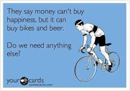 Funny Bike Memes - funny bike picture beer things to wear pinterest bicycling