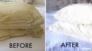 bed pillows how to clean bed pillows youtube