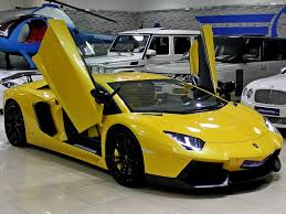 yellow lamborghini bold yellow lamborghini aventador for sale gtspirit