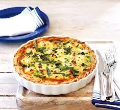 cuisine quiche potato pea mint quiche healthy food guide