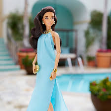amazon barbie collector barbie doll pool chic toys
